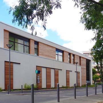 Maison des Associations – DEUIL-LA-BARRE (93)
