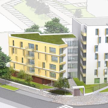 Immeuble de logements – CHAMPIGNY-SUR-MARNE (94)