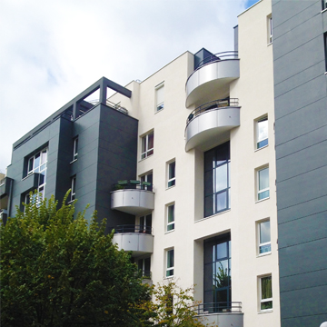Réhabilitation de 89 logements – PARIS (XV°)