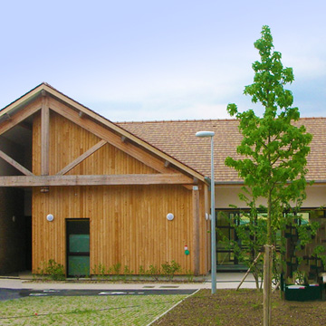 Centre multi-accueil, centre de loisirs, RAM et jardin pédagogique – ENNERY (95)