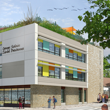 Groupe scolaire – LIMEIL-BREVANNES (94)