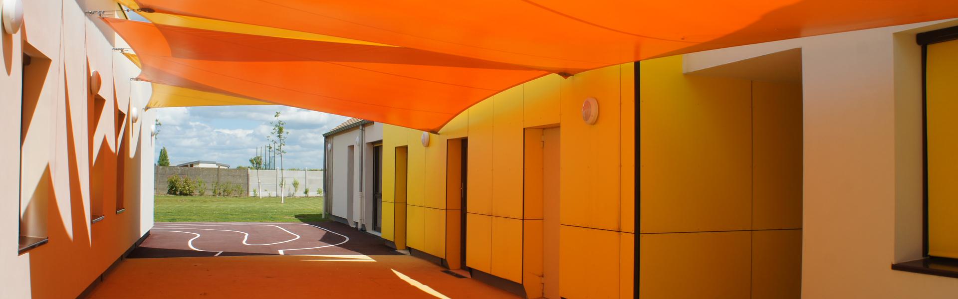 A5A ARCHITECTES,Construction de la Maison de la petite enfance d'Ennery