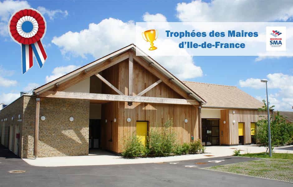 Trophée des maires 2018